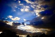 5th Oct 2017 - Pre-sunset sky
