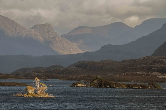 Loch Tollaidh by shepherdman