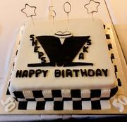 6th Oct 2017 - cake