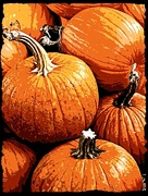 7th Oct 2017 - Pumpkin Time