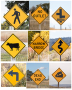 7th Oct 2017 - signs typology