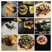 6th Oct 2017 - COLLAGE - restaurant week in Mumbai