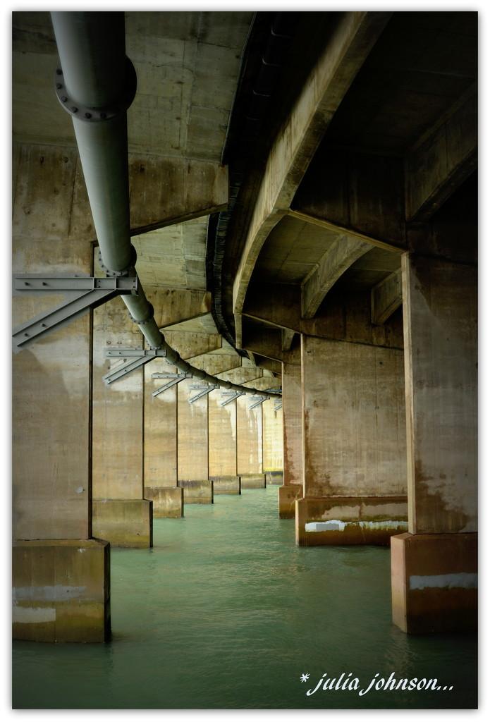 Under the Bridge... by julzmaioro