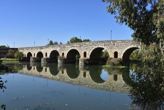 Roman Bridge, Merida  _DSC4761 by merrelyn