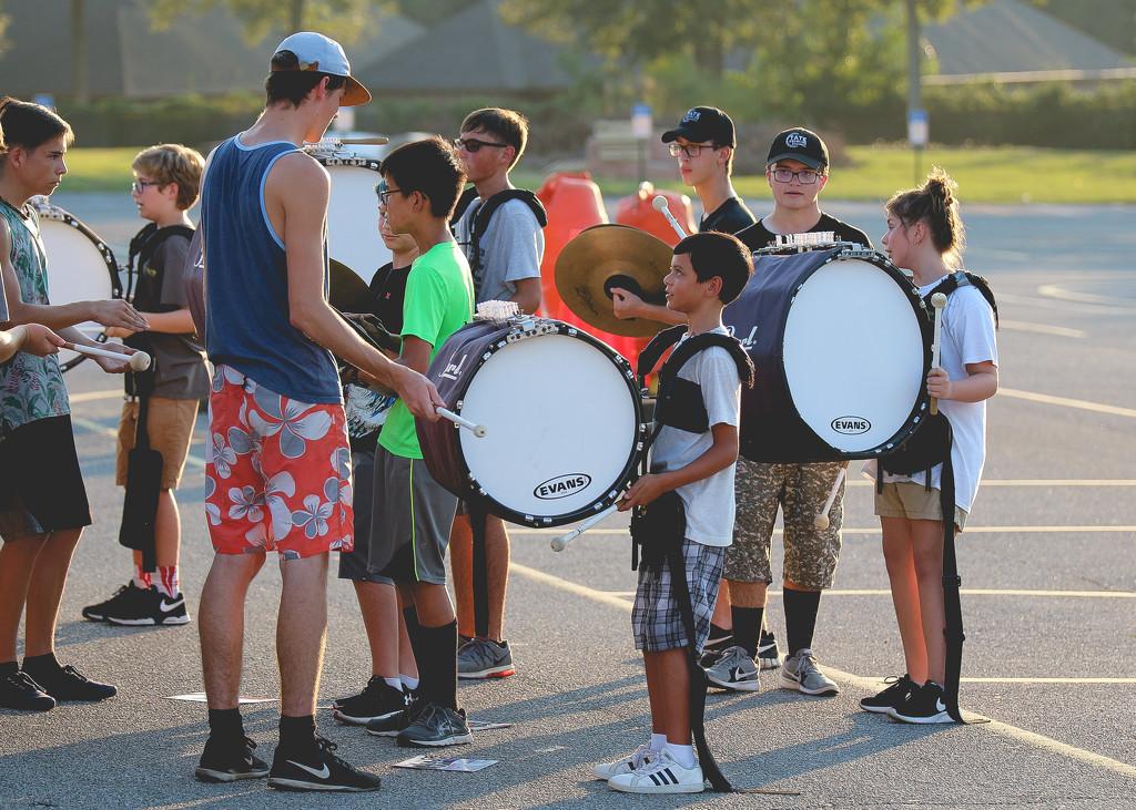 Percussion Meet & Greet by tskipper
