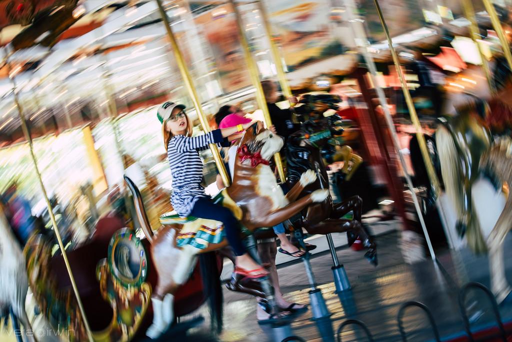 Intentional Camera Movement: Swirl 1 by vera365