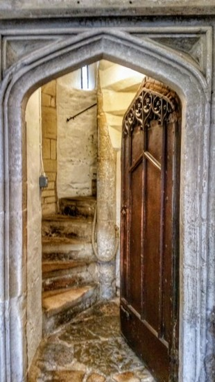 Another for my doors theme - from Malmesbury Abbey by lyndamcg