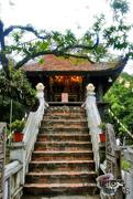 10th Oct 2017 - Chùa Một Cột (One Pillar Pagoda)
