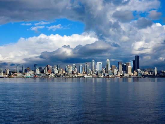 Seattle by seattlite