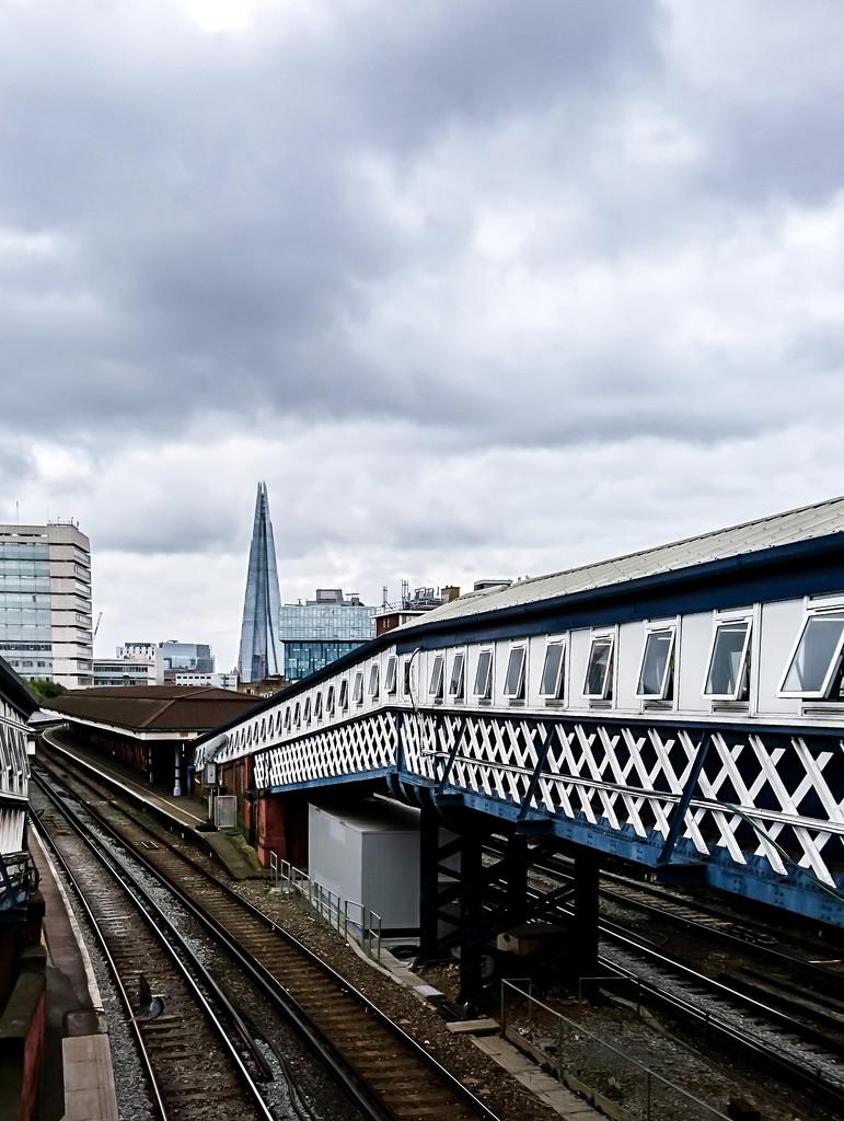 Waterloo and Shard by peadar