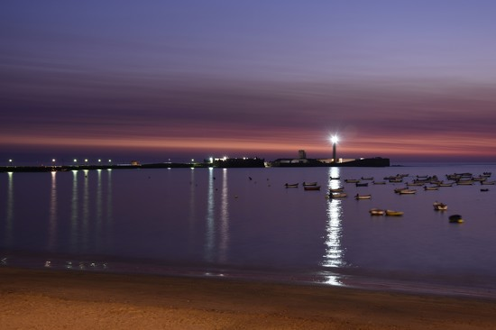 Cadiz Sunset _DSC5198 by merrelyn