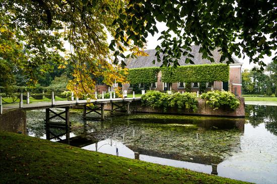 Verhildersum Borg, Leens, Groningen, The Netherlands by ivan