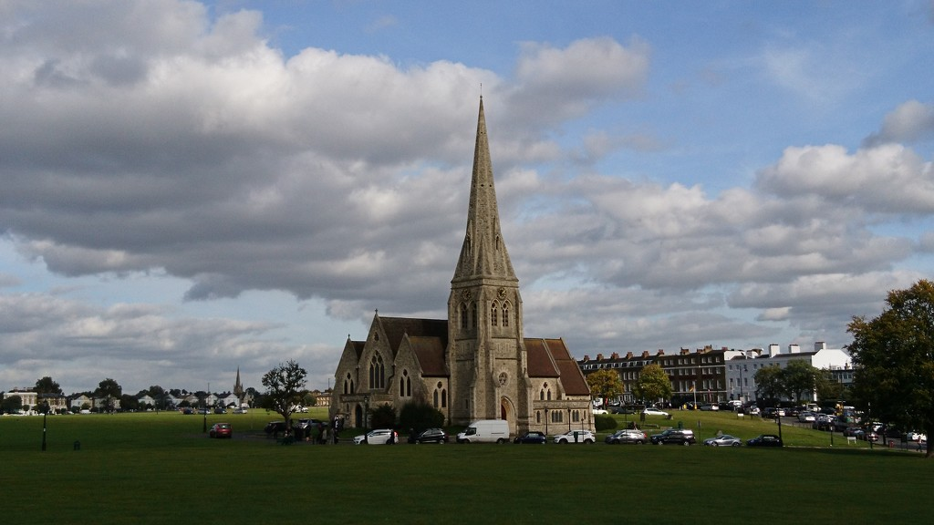 Get Pushed at All Saints Blackheath by peadar