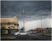 13th Oct 2017 - Storm comes to Nanango town