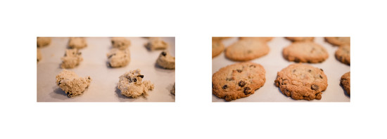 Before and After Cookies by kwind