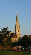 15th Oct 2017 - St Johns in the morning light