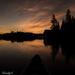 Boathouse Silhouette