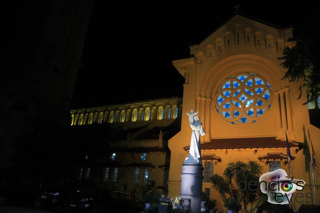 Cửa Bắc Church by iamdencio