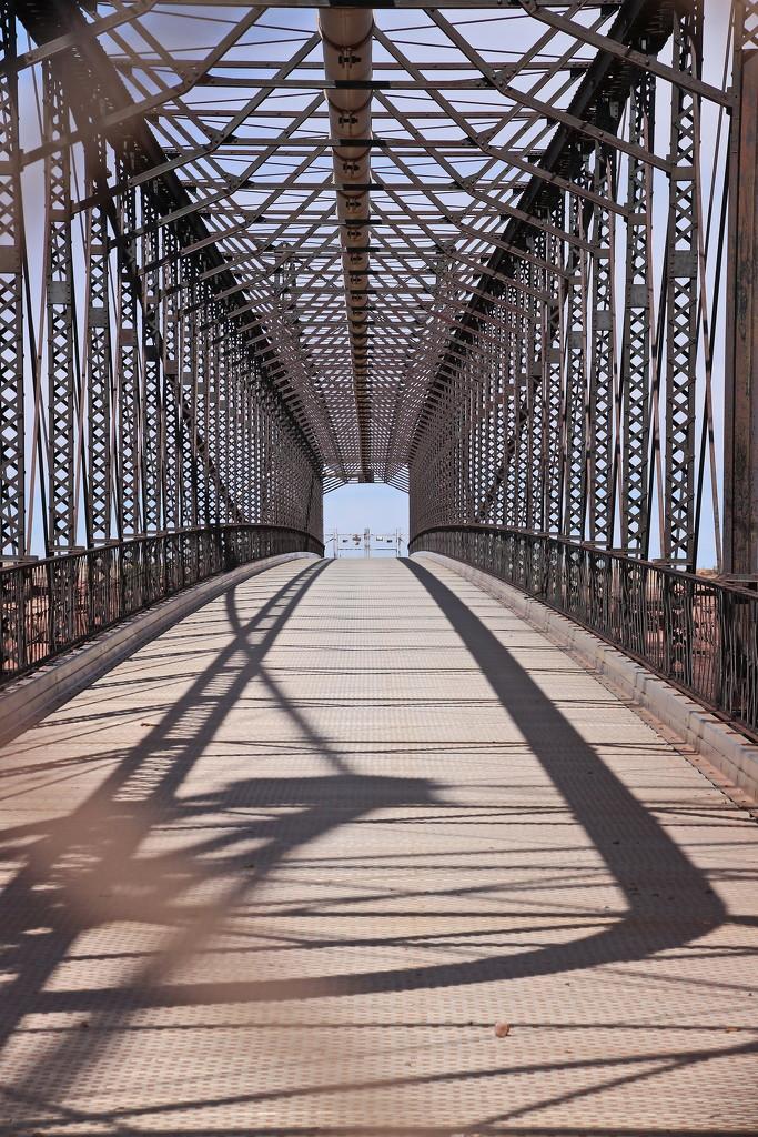 Tanner's Crossing Bridge by terryliv