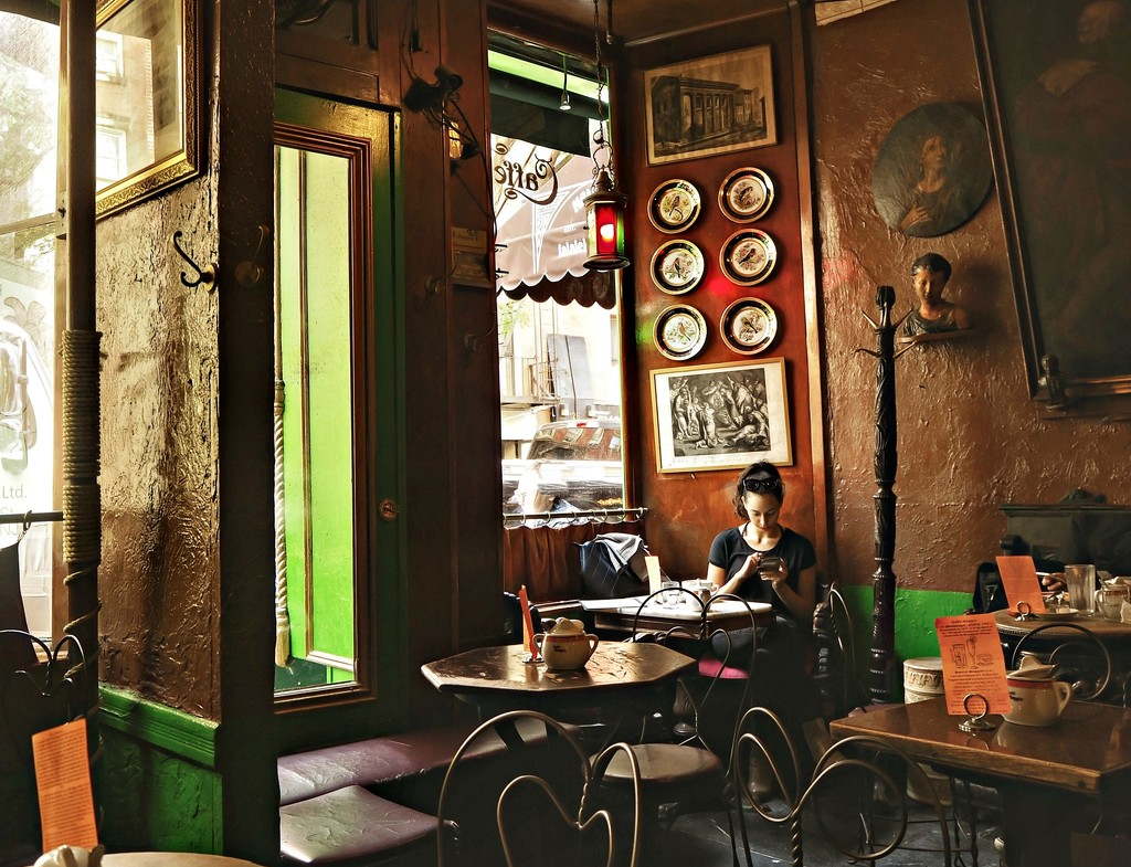 Cafe Reggio by jack4john