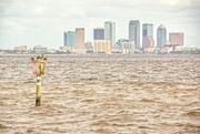 16th Oct 2017 - Tampa overlooks Tampa Bay