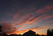16th Oct 2017 - Sunset Clouds