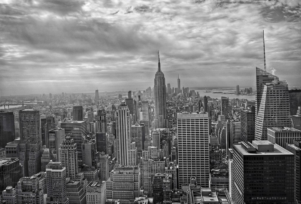 Downtown NYC by jack4john