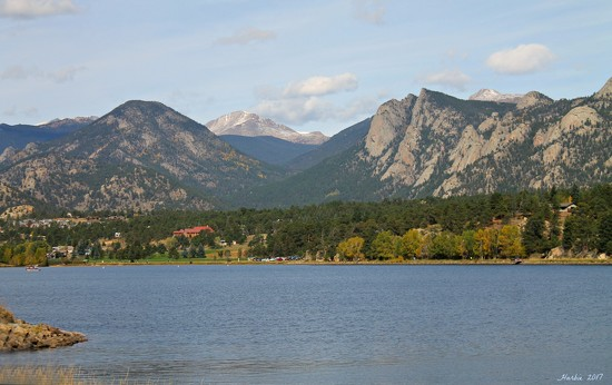 Lake Estes by harbie