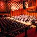 Concert in De Oosterpoort theatre, Groningen, Holland
