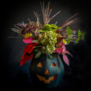 19th Oct 2017 - A seasonal arrangement for Garden Club