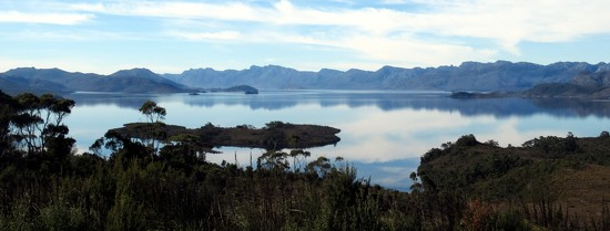 Lake Peddar, Strathgordon, Tasmania by robz