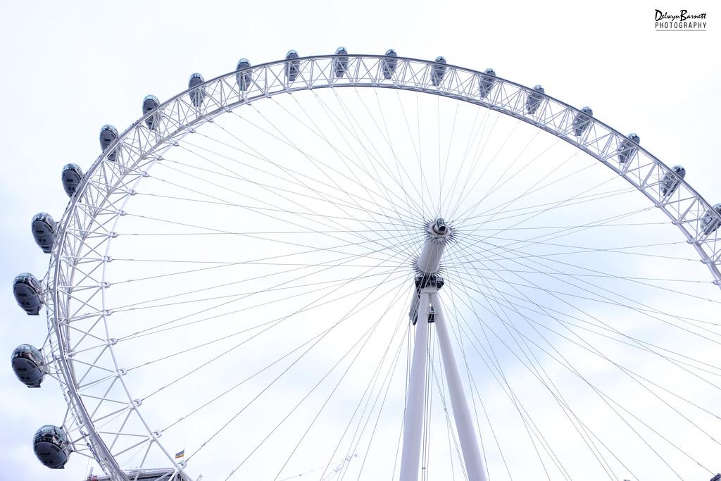 London Eye by dkbarnett