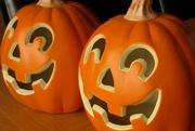 21st Oct 2017 - Pumpkin Pair