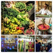 17th Oct 2017 - COLLAGE - the festival of Dhanteras ( wealth is yours literally)