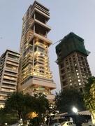 21st Oct 2017 - Mumbai's tall new buildings