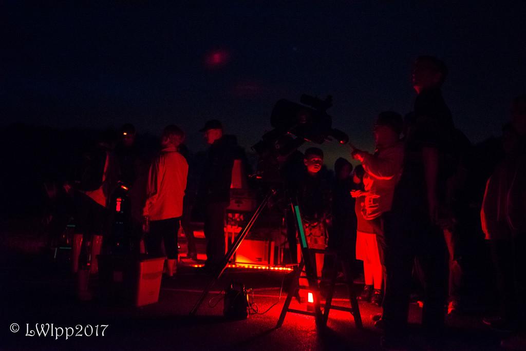 Star Gazing  by lesip