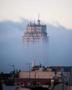 22nd Oct 2017 - Peeking Through the Fog