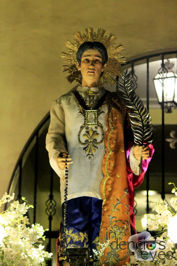 San Lorenzo Ruiz de Manila by iamdencio