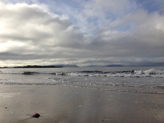 Camusdarach Beach by happypat