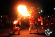 23rd Oct 2017 - Fire Dragon Dance