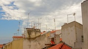 10th Sep 2017 - roofs of lisbon
