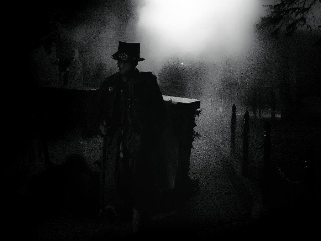 channelling Jack the Ripper by northy
