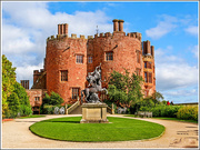 25th Oct 2017 - Powis Castle,nr Welshpool,Wales
