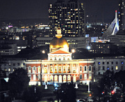 28th Oct 2017 - Boston State House
