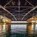 Under The Bridge by rosiekerr
