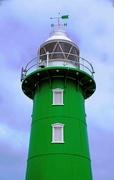 29th Oct 2017 - Starboard lighthouse Fremantle Harbour entrance