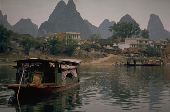 06 Guilin Limestone Peaks, China by travel