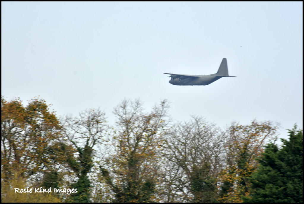 Talk about low flying aircraft by rosiekind