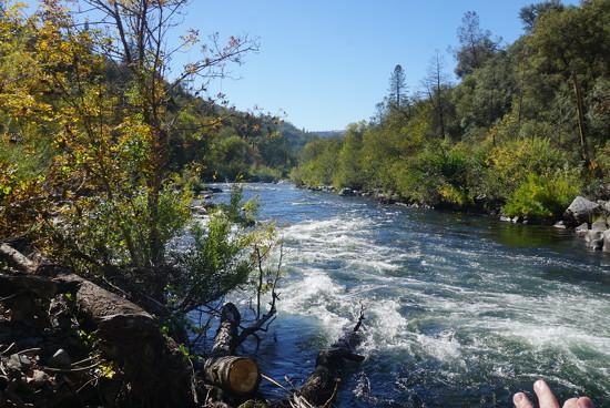 Mokelumne River by darsphotos