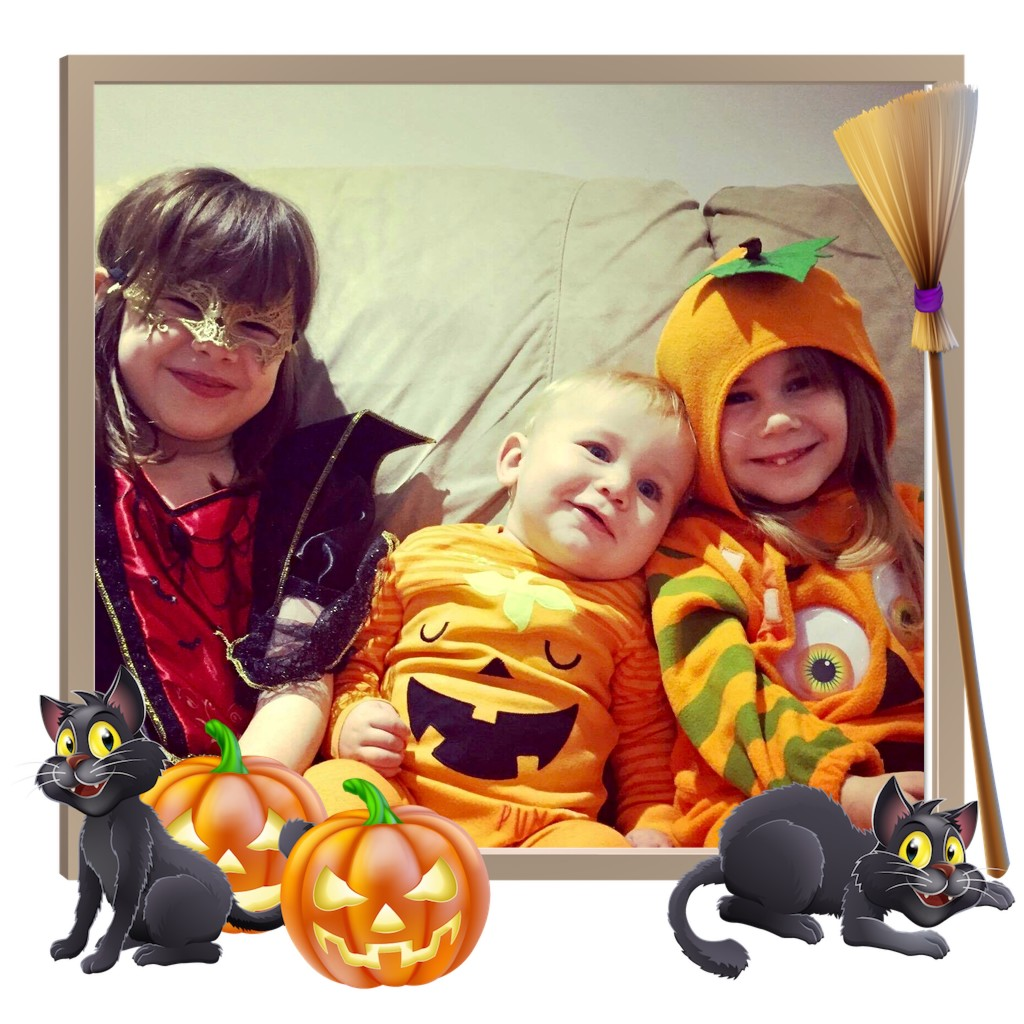 A Vampire & two Pumpkins  by carole_sandford